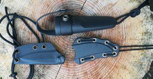 neckknives scheiden halsmesser messer umhängen