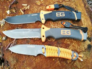 bear grylls klingen ultimate pro paracord knife messer
