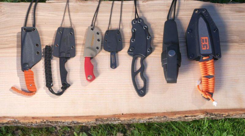 neck knife kaufen