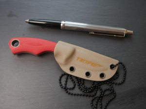 neckknife tonife test